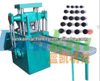 hot selling honeycomb Charcoal briquette making machine/coal briquette press machine