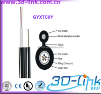 China Supplier Customized Loose Tube PE Material Corning Core GYTY53 Fiber Optic Cable Welding For Network Solution