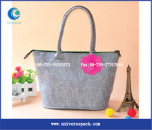 High Quality Tote Bags Felt Shopping Bag Recycled Material
