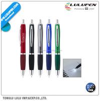 Illuminate Promotional Pen With LED Light (Lu-Q01394)