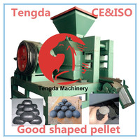 Optimum Prestige Briquette Coal Ball Press Machine Manufacturer