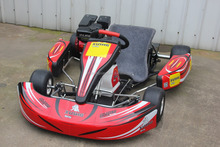 270cc Honda engine Racing Go Kart with bumper