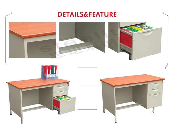 Metal Furniture Executive Office Table Used Computer Desk - Buy Office