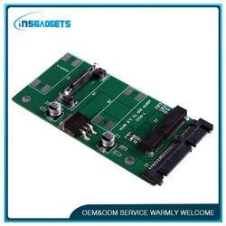 "msata to sata adapter 2.5inch ssd sata adapter , H0T110 , usb 3.0 case hdd 2.5"" , 2.5 ssd case"