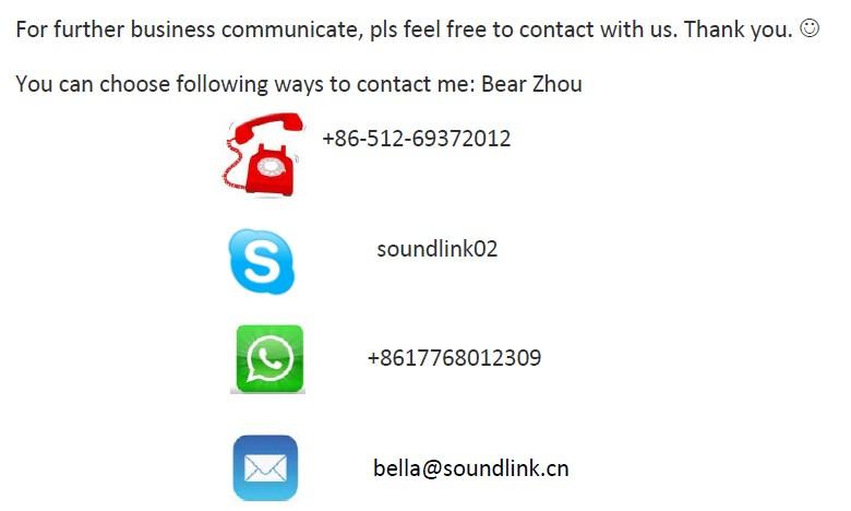 Bear-Contact