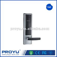 2013 Top Selling RFID Stainless Steel Hotel door Lock PY-8320-YH