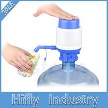 European Standard Manual Water Pump Drinking Water Pump Manual Hand Press 5-6 Gallon Bottled Water Dispenser Pump