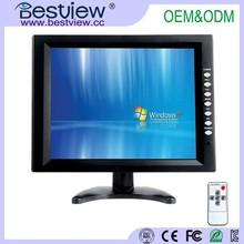 Touch Screen Monitor/12.1'' VGA LCD Touch Monitor POS LCD VGA