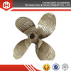 propulsion system stainless steel propeller for marine ship