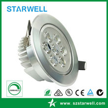 Modern new products smart led ceiling downlight 7w