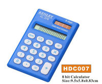 8 Digit mini calculator HDC007