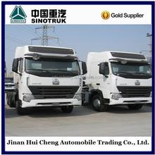 Howo 6*4 tractor / trailer trucks head