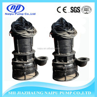 centrifugal submersible Slurry Pump Price (ZJQ200-25-30kw)