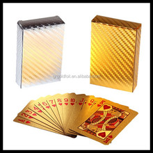 specialized printing playing cards golden playing cards