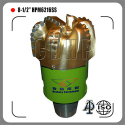 "8 1/2"" rock drill bit, oil well drilling bit , oil and pdc bit, diamond bit for oil and gas"
