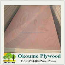 Cheap Okoume Plywood for Sale Door Skin/Cabinets/Kitchen