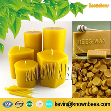 Candle making raw materials honey beeswax of best selling products