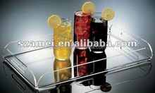 hot sale new products,acrylic weeding decorations,acrylic serving tray