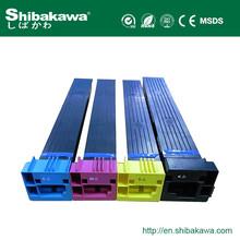 TN611 compatible konica minolta bizhub toner cartridge color toner cartridge