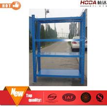 customized heavy duty steel plate pipe warehouse storage rack/ Storage Rack with free warehouse design