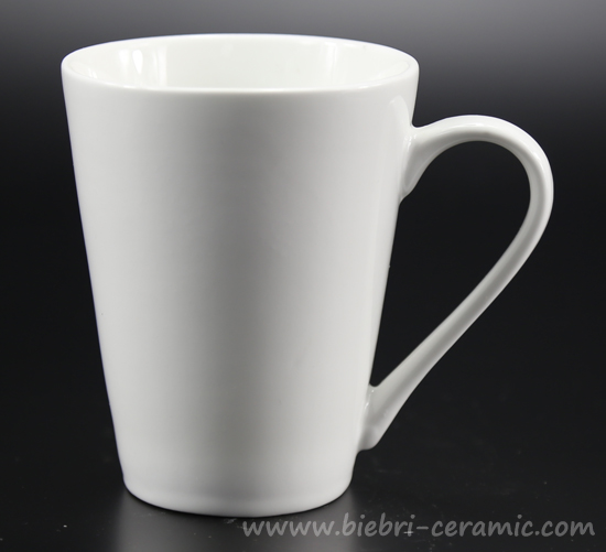 Retail Wholesale Plain White Color Porcelain Coffee And