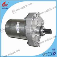 Starter Motor For Yamaha Chinese Motorcycle Parts Starter Motor 50Cc Starter Motor