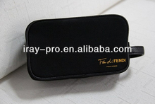 2014 RFAP1429 High qulity 100%canvas pencil cosmetic bag