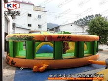 Inflatable Jungle Playground / Toddler Funcity / Interactive games / Amusement Park