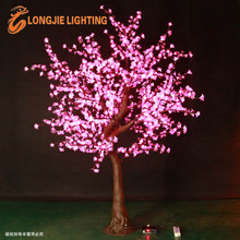 artificial flower outdoor lights artificial plant garden decoration tree faked tree trunk