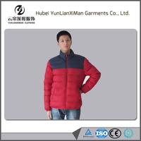 2015 new mens winter casual long cotton coat with fur collar coat for men