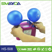 2015 factory supply mini electric vacuum pump for balloon Event & Party Supplies