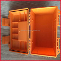 Real manufacturer plastic product plastic box plastic carrying case