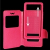Chnlan New Slider PU leather universal flip case for 4.3inch/4.5inch/5inch/5.5inch/5.8inch/4inch all mobile phone