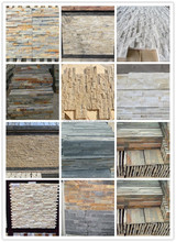 wall cladding panel natural culture stone culture stone