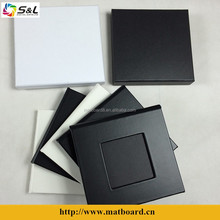 beauty leather CD DVD folio case unique handicrafts