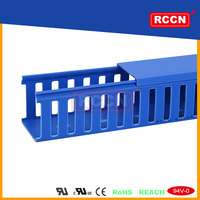 Good Quality Light ROHS REACH Pvc Plastic Wire Duct