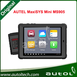 Original autel maxisys automotive diagnostic autel maxisys mini ms905 with extraordinarily powerful processor