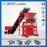 QTJ4-35B2 hollow block making machine price in india