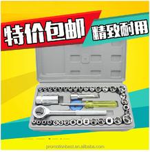 Promotion Gift Tire Shape Mini Hand Tool Kit Pocket Tool Set