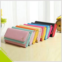 Fashion Korean style multifunctions leather women wallet
