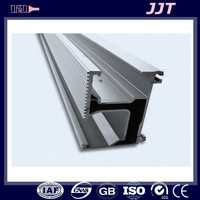 Easy assembly anodize aluminum extrusion solar panel frame