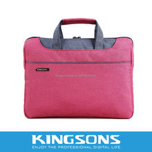 New Products 2014 Fancy Color Ladies Laptop Bag Top Quality Elegant Handbags for College Girls