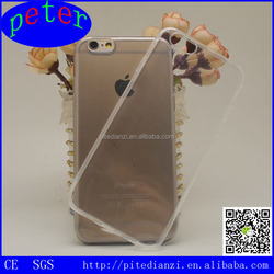 Alibaba Express Hot Sales Mobile Phone Ultra-thin TPU Case for iPhone