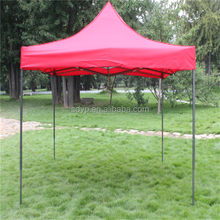 Outdoor waterproof folding metal pop up tent 10x10 portable canopy tent