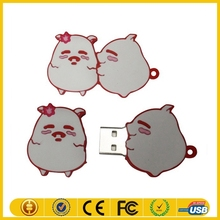 Lovely Charactor or Animal Shaped Custom USB Cartoon Flash Drive from USB Flash Drive Factory