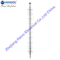 Polymer insulator for high voltage overhead transmission line