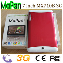 Cheap laptop build in 3G/ Android mini tablet computer with phone call function/ tablet phone sim card built in gps