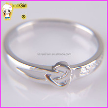 925 silver fashion rings hottest lovers jewelry
