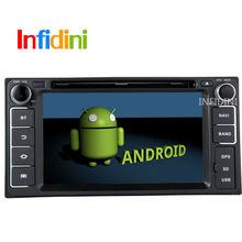 TPMS+Android 4.2 dvd gps for Old Toyota Hilux VIOS Old Camry Corolla Prado RAV4 Prado 2003 2004 2005 2006 2007