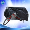 Universal 300D bike Cover silver&black Rain Cover Waterproof & Dust-proof Uv protection Custom size and Color for Bicycle
